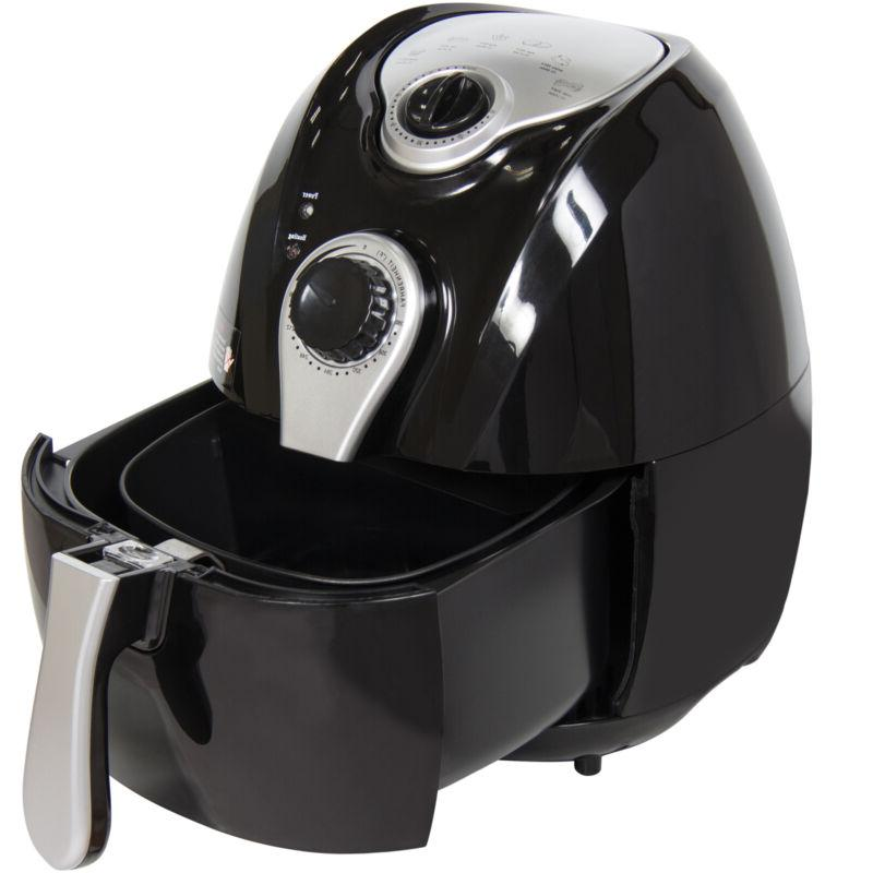 Oil-Free Kitchen Electric Air Fryer Air