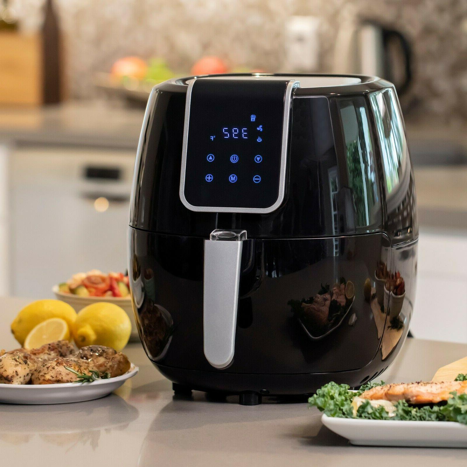 6-in-1 Family Air Fryer Kitchen