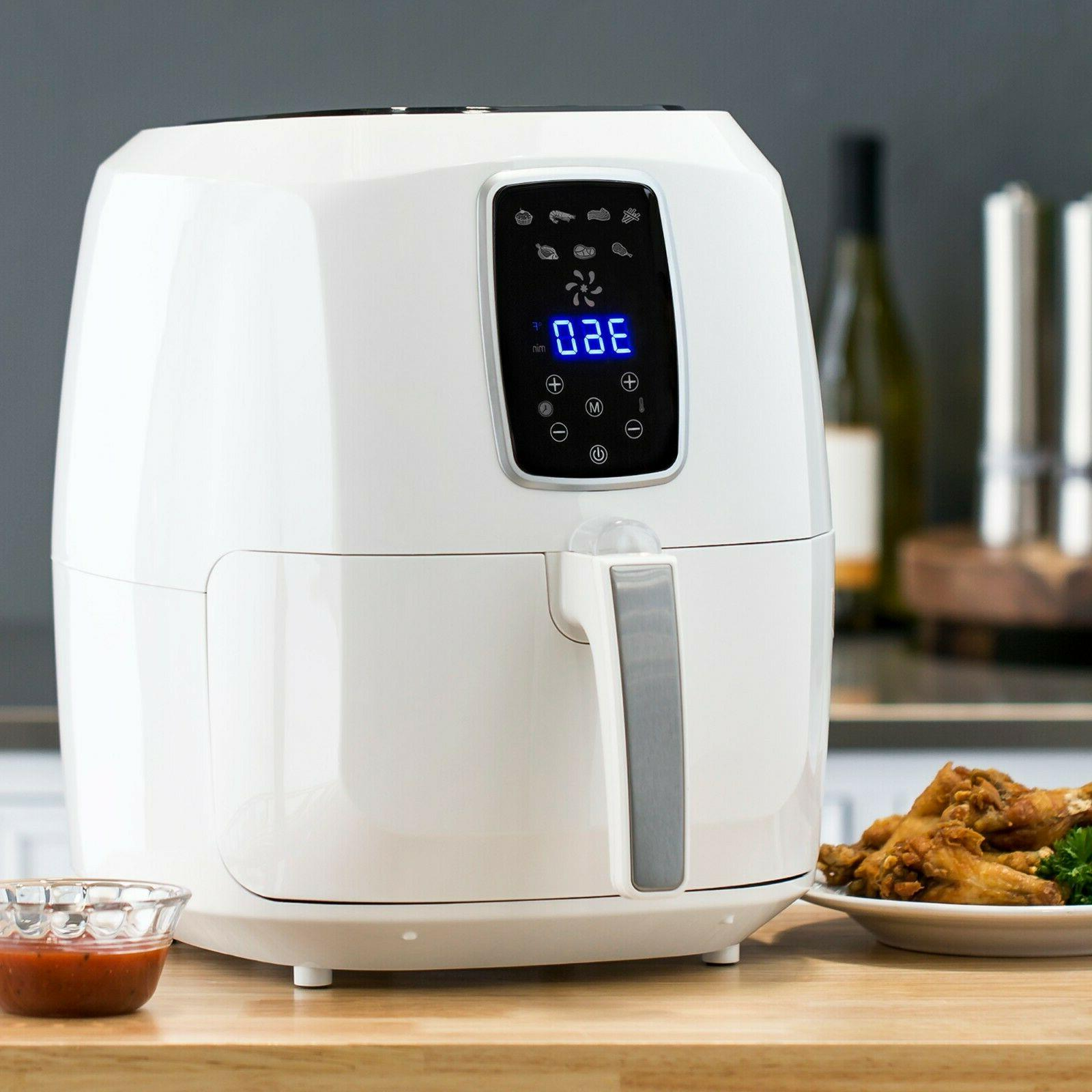 Best Choice 5.5qt 7-in-1 Digital Sized
