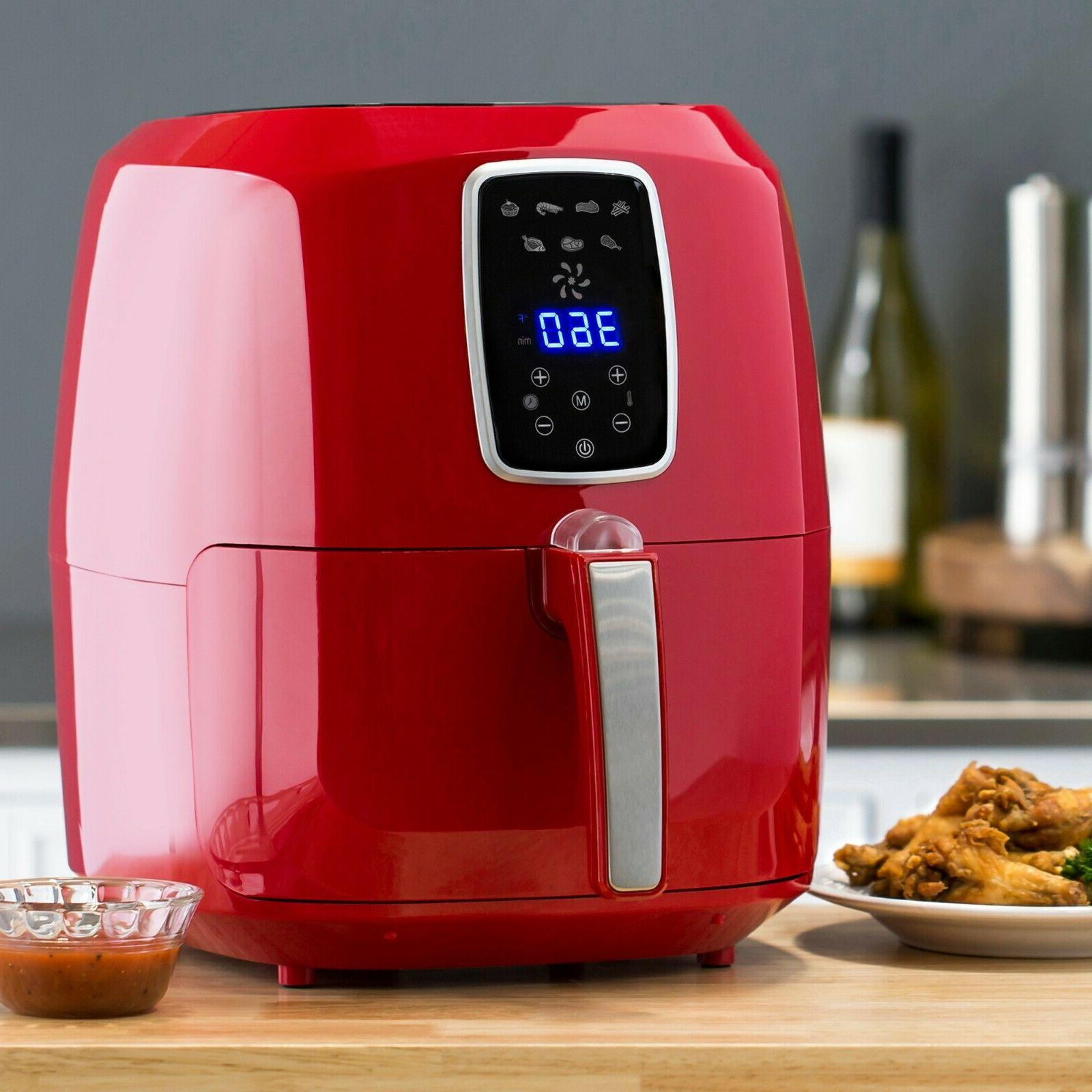 Best 7-in-1 Electric Family Sized Fryer