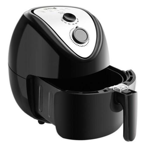 Electric Air Fryer 6.8Qt 1500W less