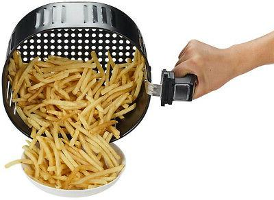 Electric Air Fryer Screen 8-Cooking