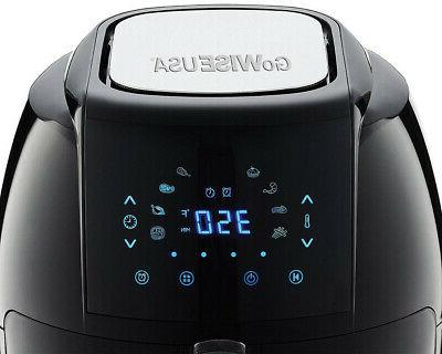 Electric Air Touch Screen Black