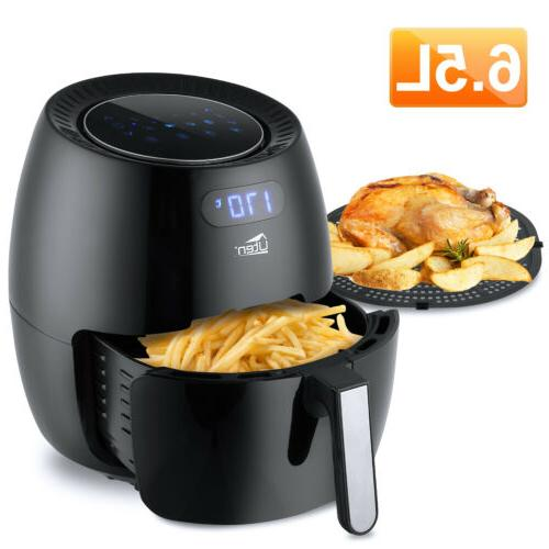 6.87Qt Air Touch Screen Time Oven