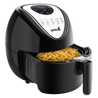 6.8Qt Air Fryer Home Kitchen Healthy Oil-less Appliances Tou