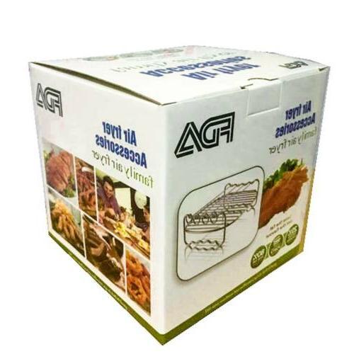 Airfryer barbeque