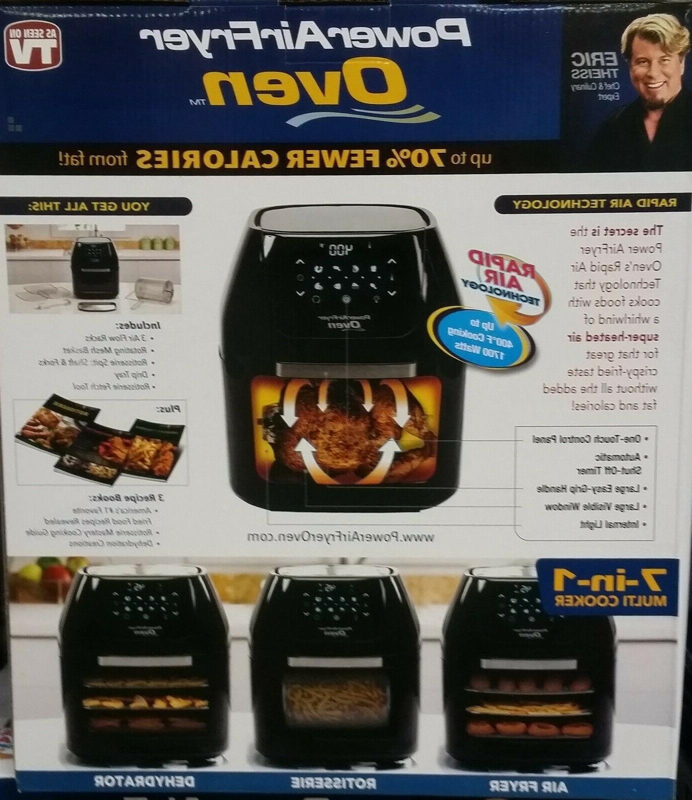 Power Oven 7-in-1 Multi Dehydrator