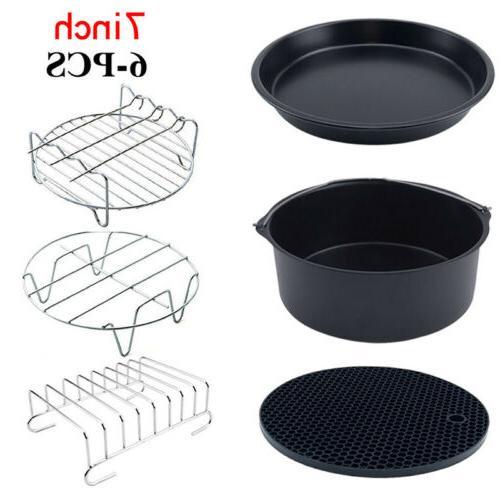 Accessories Baking Basket Plate Pot For 3.2QT-5.8QT