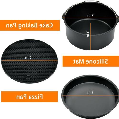 7 Air Accessories Plate Pot 3.2QT-5.8QT