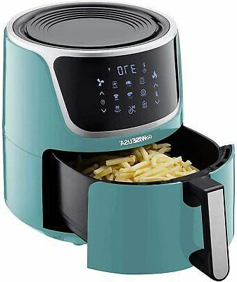 GoWISE USA 7 Extra Fryer with Dehydrator