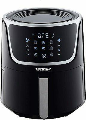 GoWISE Extra Electric Fryer Dehydrator GW22956
