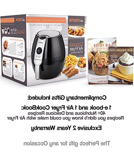 Air Fryer by with airfryer cookbooks