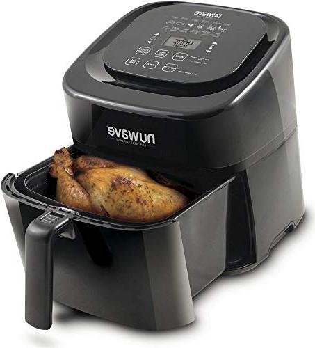 Nuwave qt. Air Fryer with Gourmet