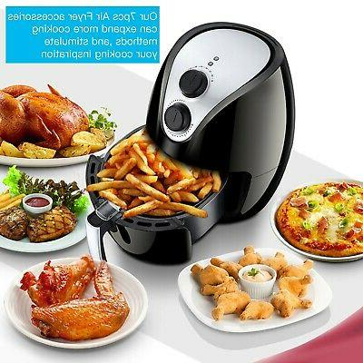 Air Fryer Accessories For Gowise Phillips And Cozyna, All 5.3Qt W
