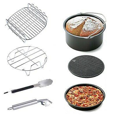 air fryer accessories 7pcs for gowise phillips