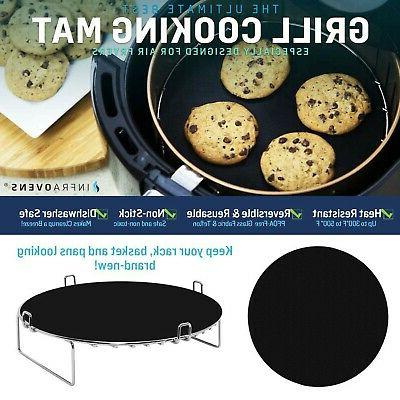 Air Fryer Toaster Oven Accessories With Avalon Bay, Zeny,