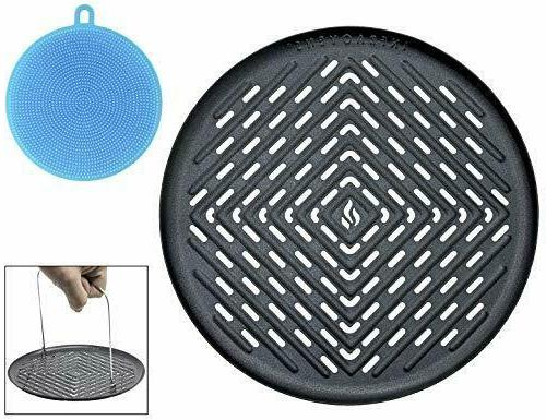 air fryer accessories compatible with black