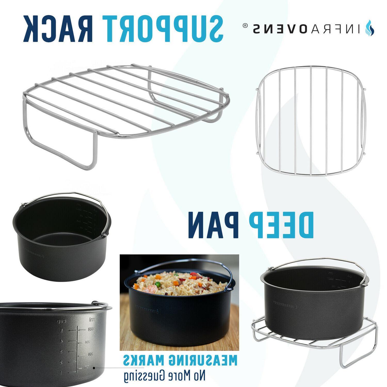 Air Fryer Accessories with AirFryer