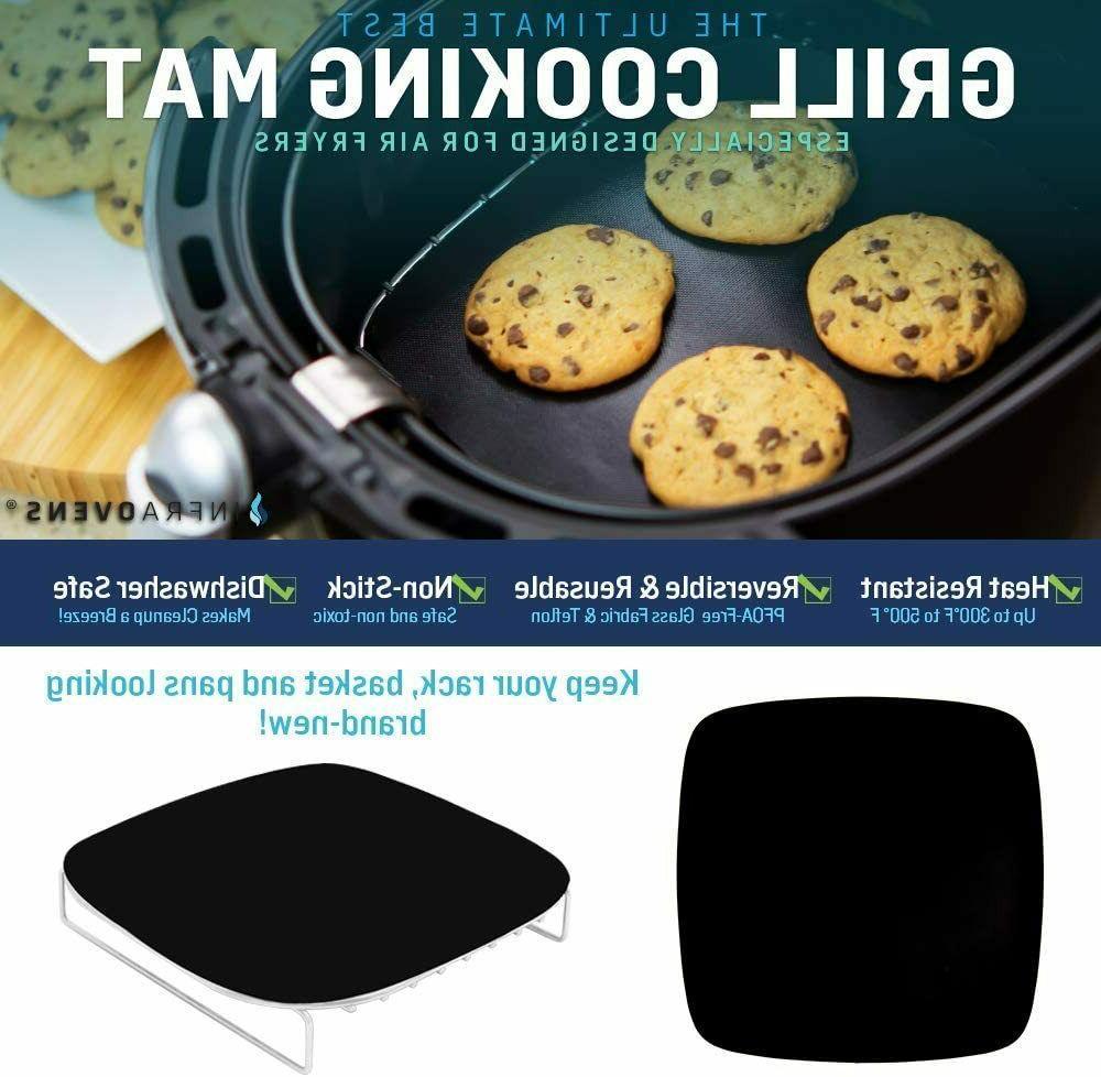 Air Fryer Accessories Compatible with Secura Ninja Zokop Habor