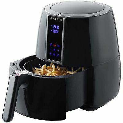 air fryer cooker 3 2 quart digital