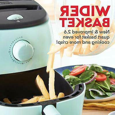 AIR FRYER Crisp Electric Fryer + Oven Cooker Non