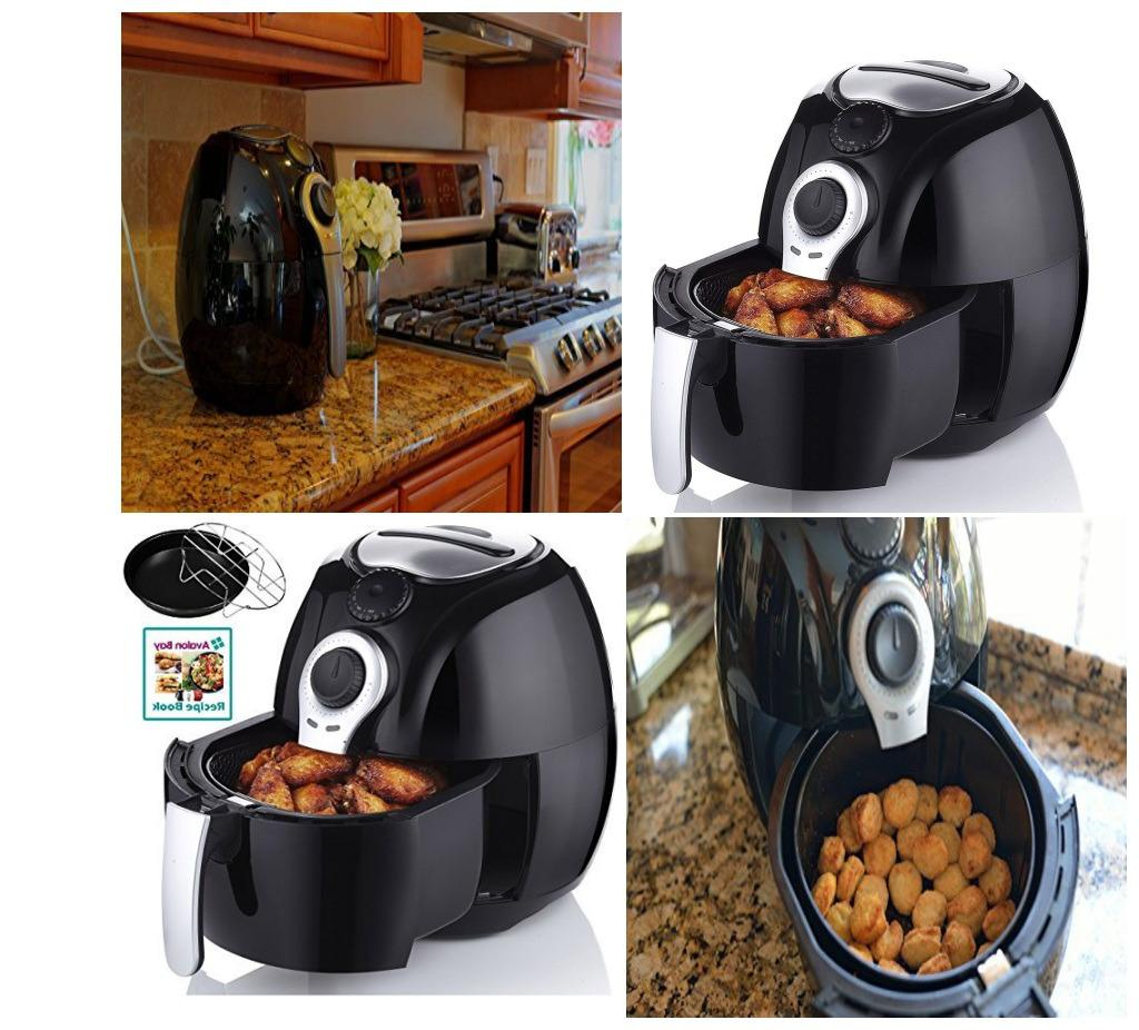 air fryer for healthy fried food 3