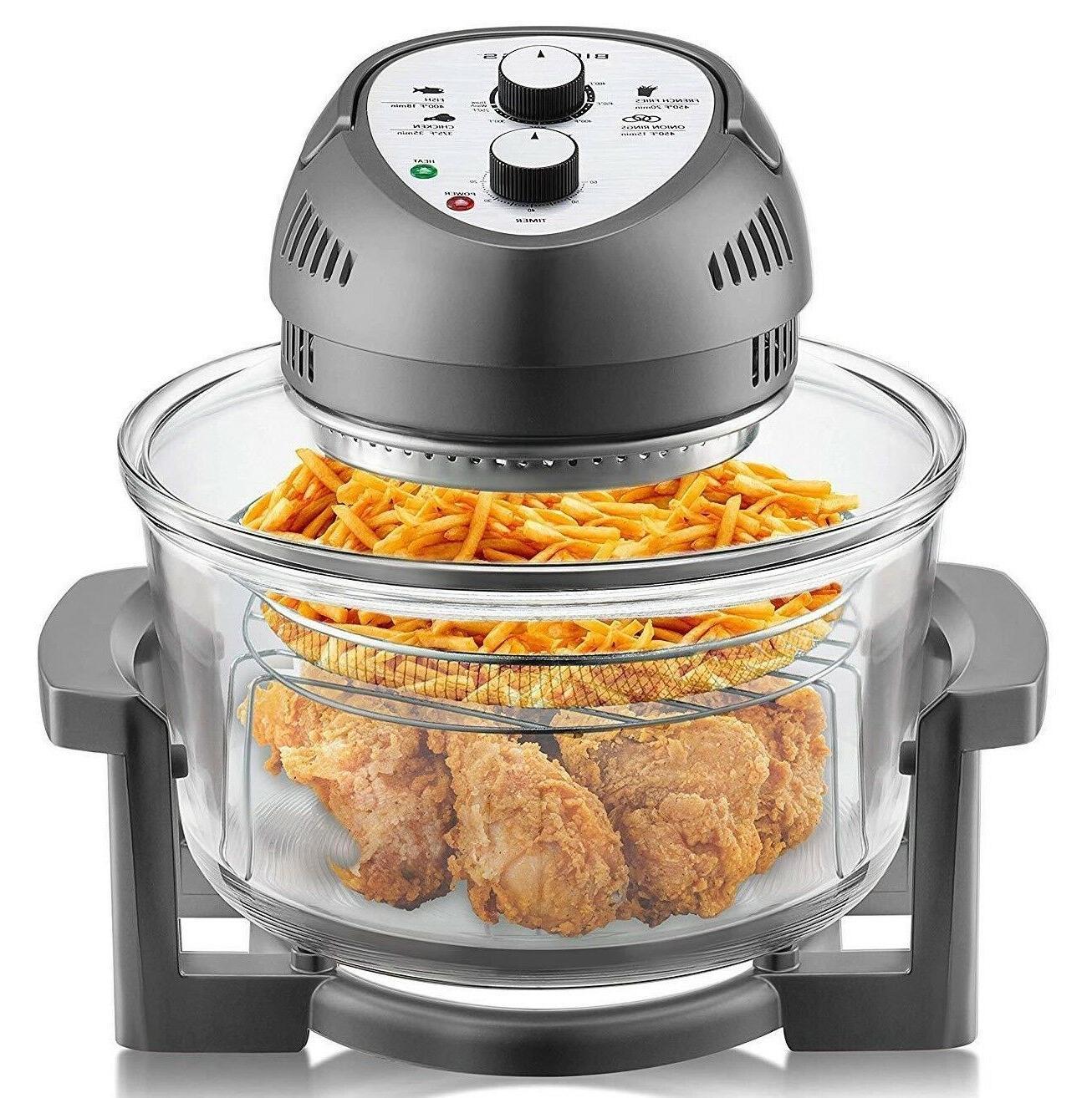 Big Boss Air Fryer Oil Less 1300W XL Capacity