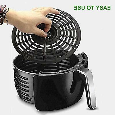 Air Replacement Plate Deep Fryer Pan 5QT