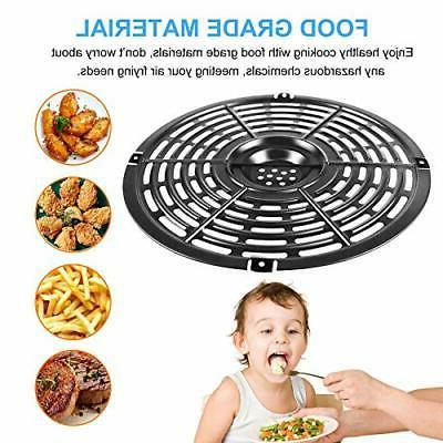 Air Fryer Round Grill Plate