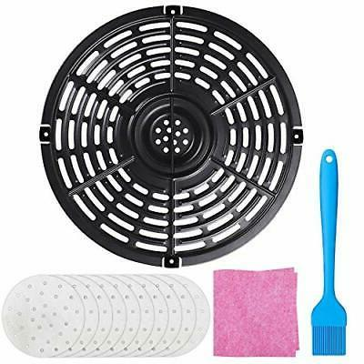 air fryer replacement parts round grill plate