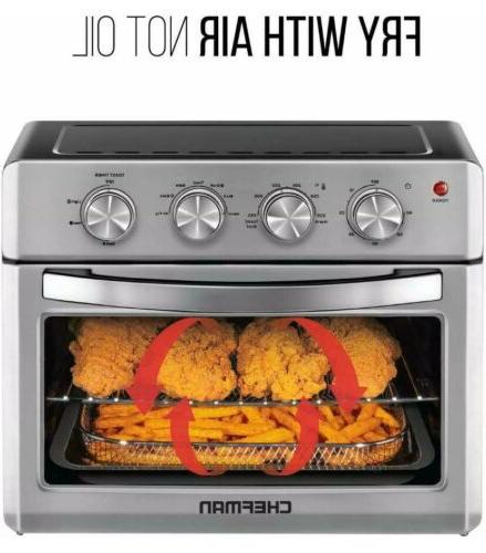 Chefman Oven, QT Convection Auto