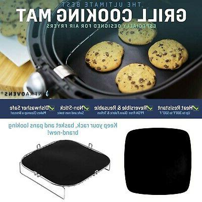 Air Fryer With TOA,
