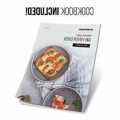 Air Chefman Oven, Slice, 25 LT w/ Auto
