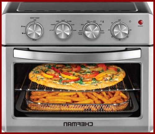 air fryer toaster oven xl 6 slice