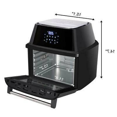 XL Multi-functional Air Fryer Oven All-in-One 16.9Qt