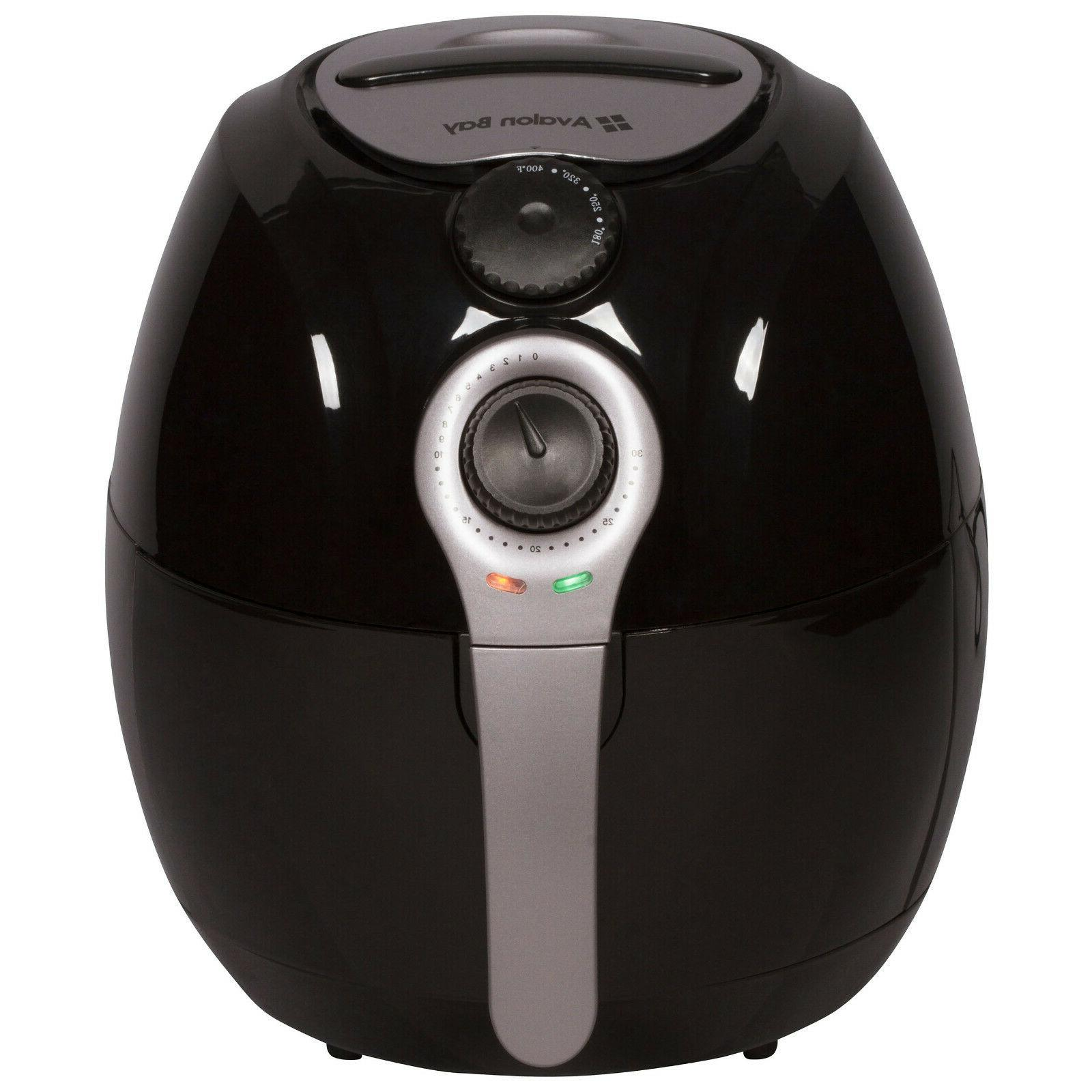 airfryer manual oilless electric 3 7 quart