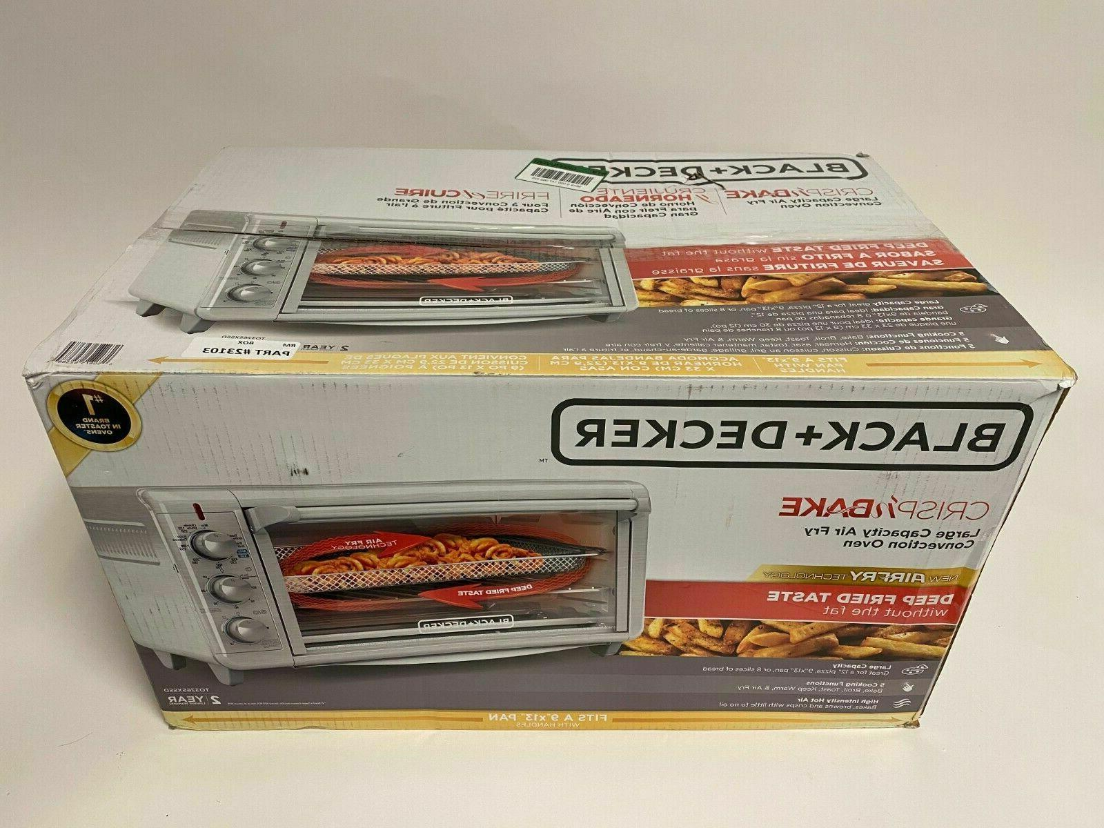 black and decker 8 slice stainless steel