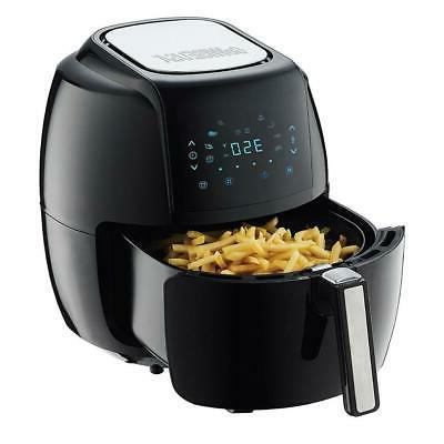 Black Electric Air Fryer GoWISE 5.8 Qt. NEW