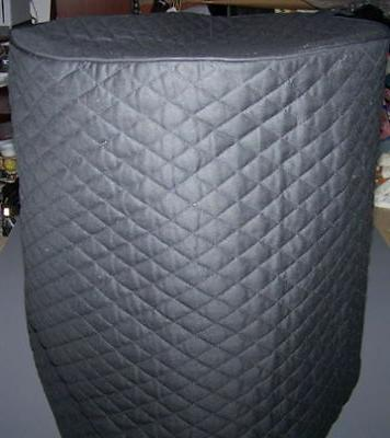 Black Quilted Qt Air Fryer Cover NEW