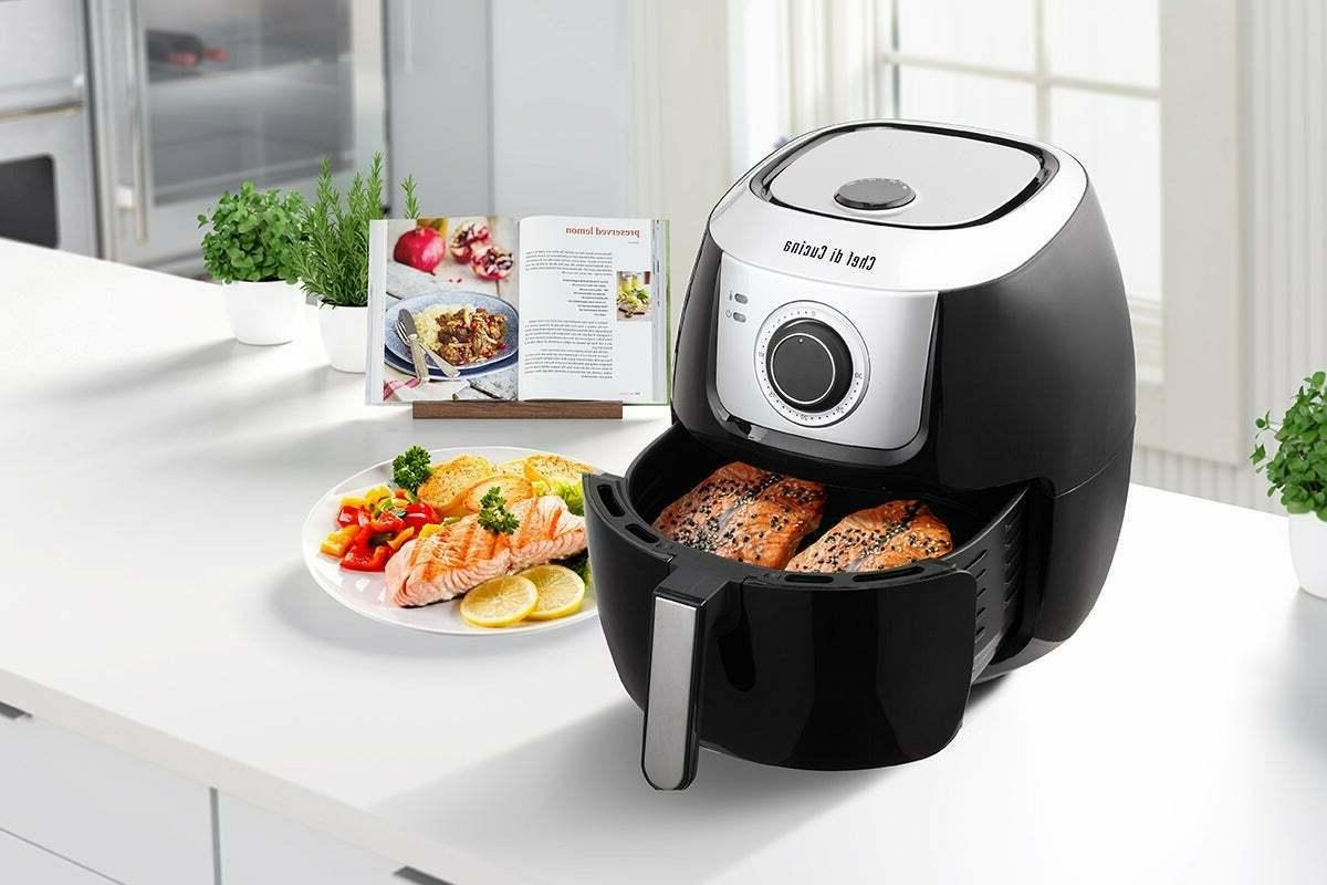 BRAND - Chef Air Fryer & Oven