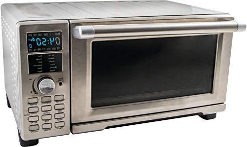 Nuwave Bravo Fryer/ Toaster Oven