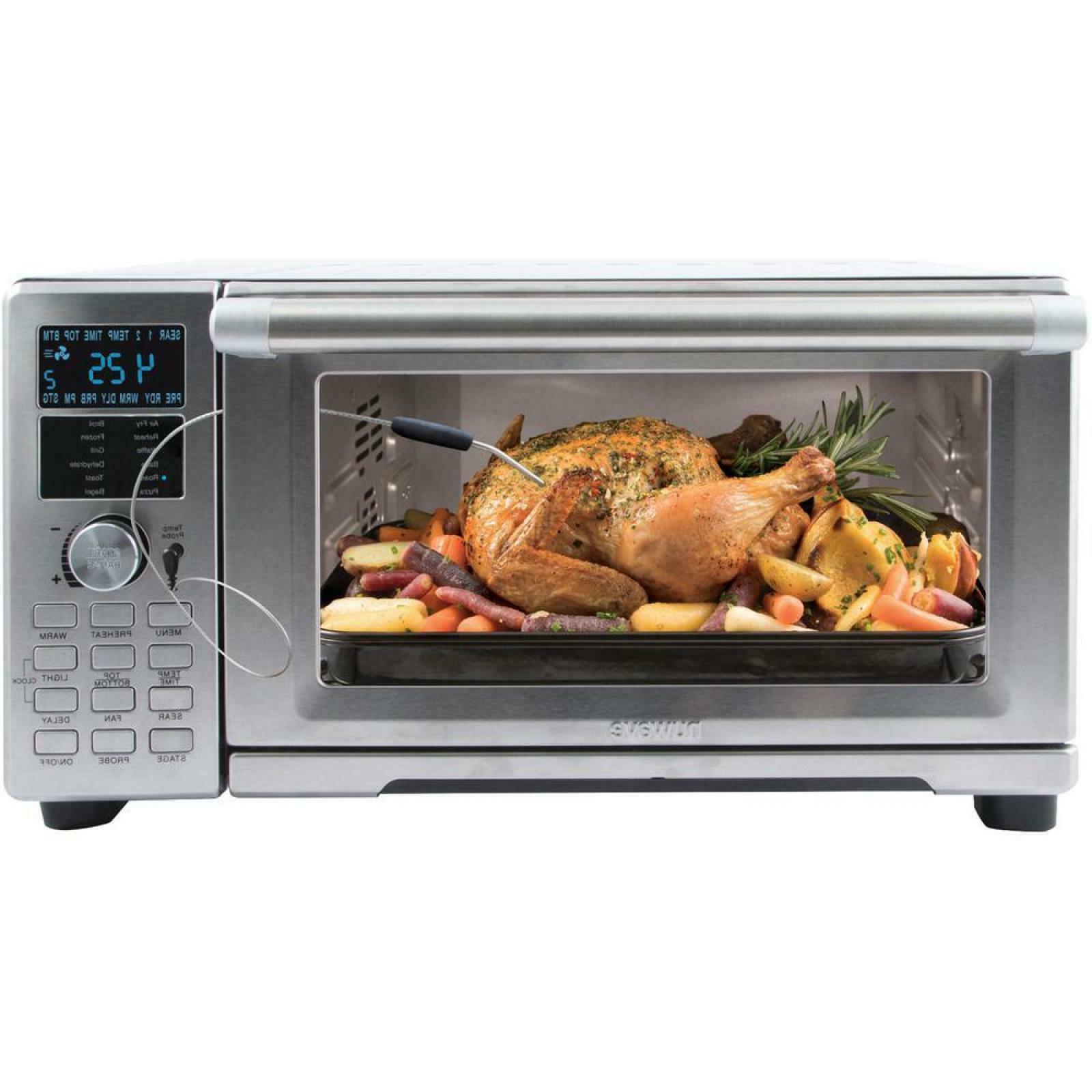 Bravo XL 1800 W 4Slice Steel Oven Air Digital Controls