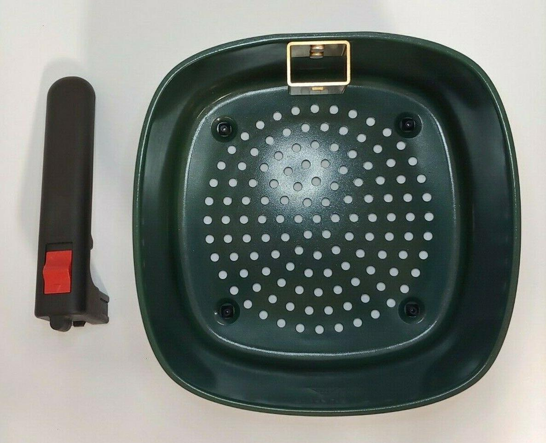Ceramic Basket w/ detachable handle for Fryer