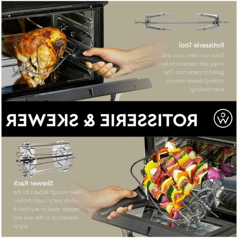 ChefWave 12.6 Fryer with and