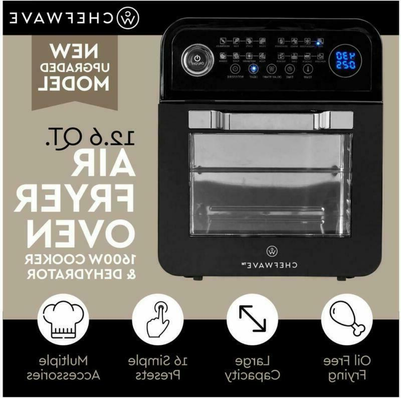 ChefWave Fryer with Dehydrator and