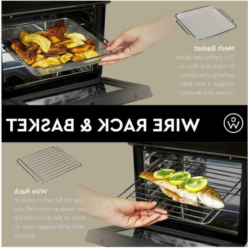 ChefWave Fryer Oven and Rotisserie