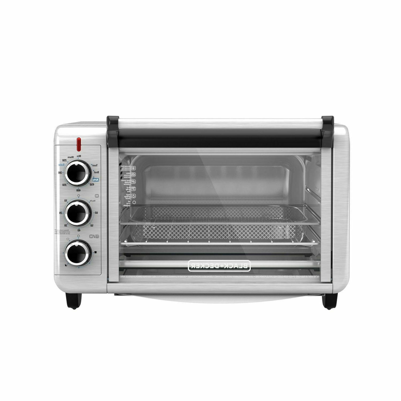 crisp n bake air fryer toaster oven