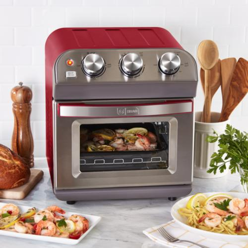 DASH Fryer Oven 10L functional Broil