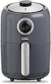 Dash DCAF150GBGY02 Compact Air Fryer Oven Cooker with Temper