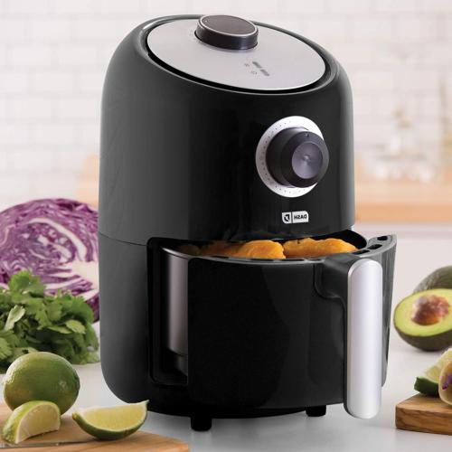 Dash Compact Fryer Oven with Temperature Control, Non